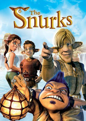 Feature Film  The Snurks (2004)  -> My work:  Character Animation from Galger   (the one with the blue hair on the picture)  Prop Animation  Actionsequences  Camera
