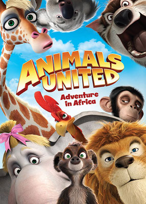 Feature Film  Animals United (2010)  -> My work:  Character Animation  Prop Animation  Animatic  Actionsequences  Camera  Previz-sets