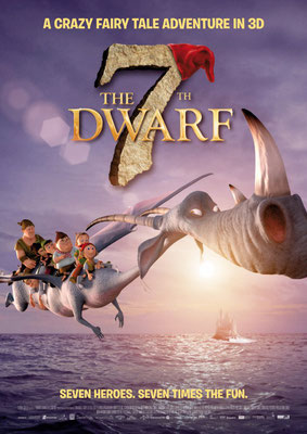 Feature Film  The 7th Dwarf (2014)  -> My work:  Character Animation  Prop Animation