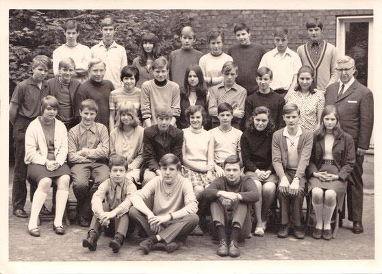 Volksschule Everhardstraße (Köln) - 8. Juni 1968