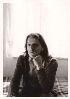 Louis Flamel der junge Poète