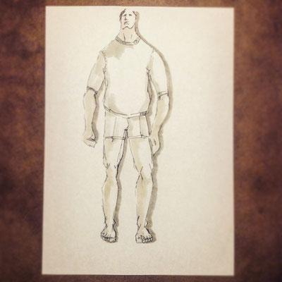 Skizze Entwurf von Markus Ehrhard