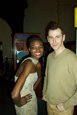 Debra Shaw und Markus Ehrhard