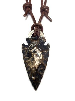 Pfeilspitze AIS in Bronze
