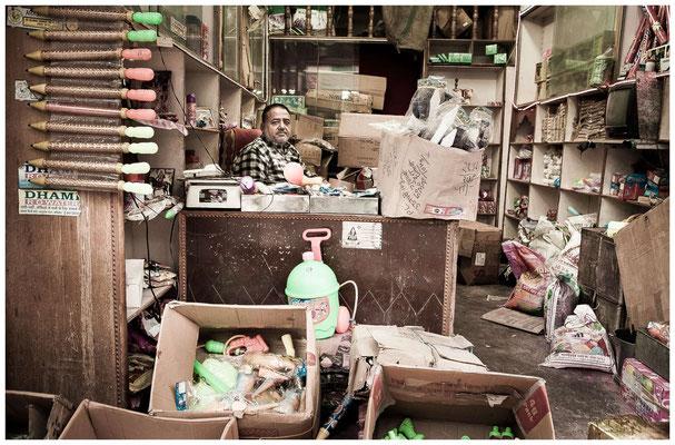Verkäufer (©Max Knauer)