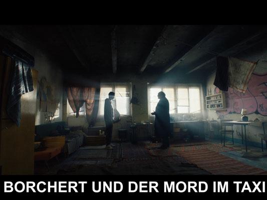 """""""Zürich-Krimi: Borchert und der Mord im Taxi"""" (© Max Knauer)"""