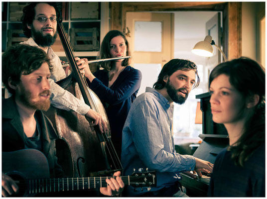 Musiker (©Max Knauer)