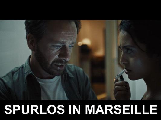 "Fabian Busch & Sabrina Amali in ""Spurlos in Marseille"" (© Max Knauer)"