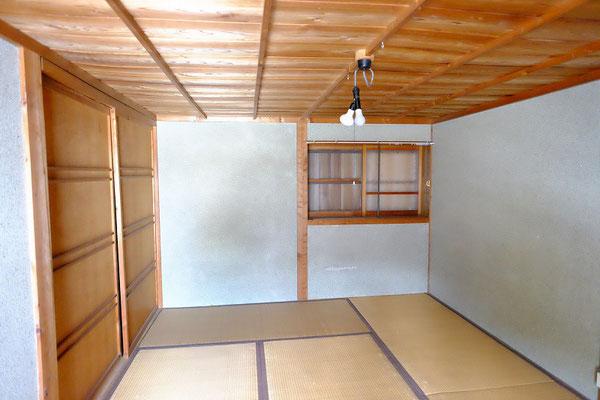 2階の部屋(6畳2間)