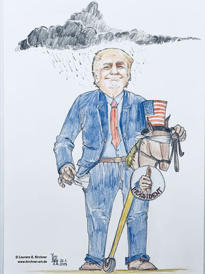 1 Jahr Präsident Trump