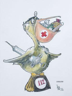 Tag des Notrufs 112 - Welttag der Kranken