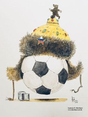 Fußballweltmeisterschaft in Russland