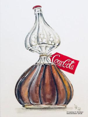 Zuckerbombe Coca-Cola