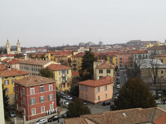 Veduta dall'alto di Parma