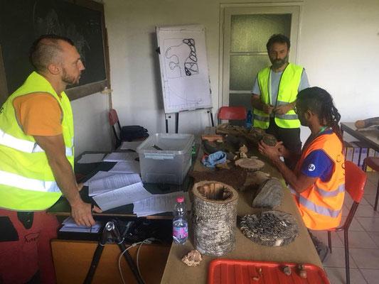 Certificazioni ETW Monza 2018, prova orale - Esaminatori: Marco Montepietra, Giuseppe Marsilio