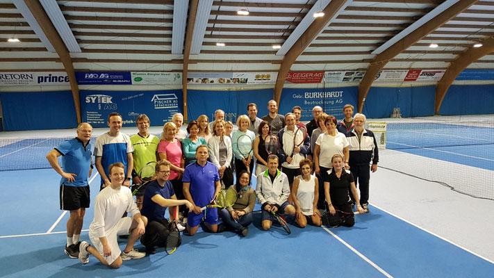 Tennisnacht 2019