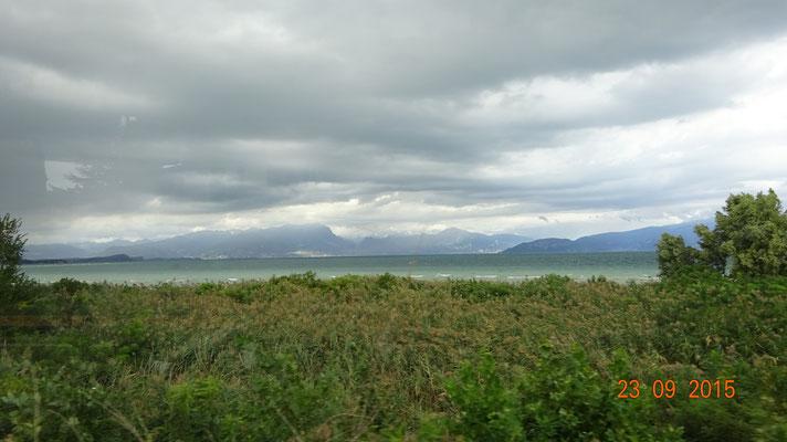 ...der Gardasee