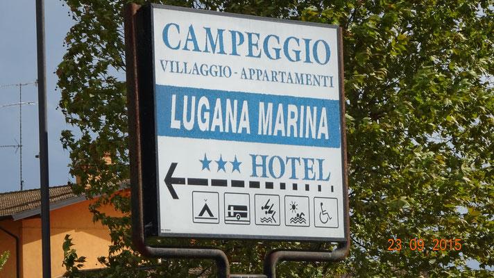 Campeggio Lugana Marina