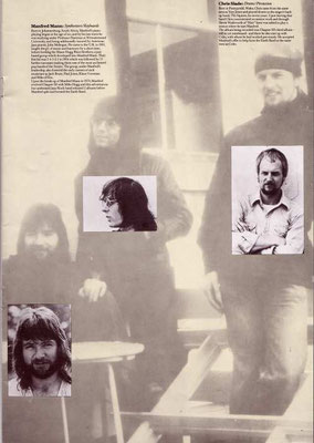 MMEB 1976 Roaring Silence Tour Programme Page 4