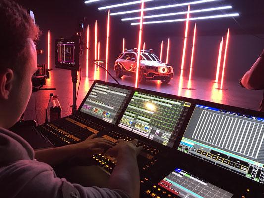 Mercedes Benz EFS, AKKA Studios
