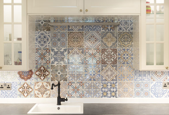 Feature tiles