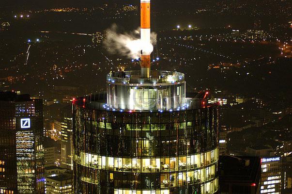 Skyline Frankfurt im Querformat 3