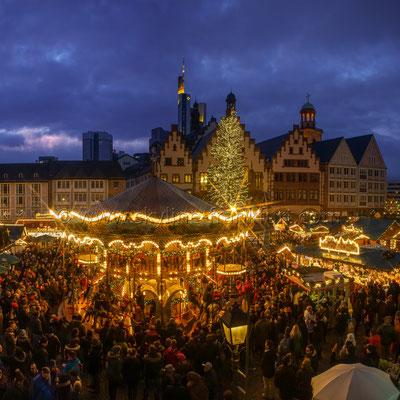 Der Frankfurter Weihnachtsmarkt am Römer 04