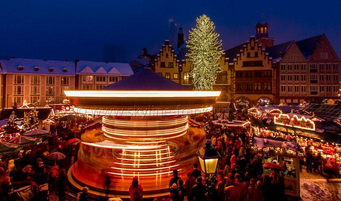 Der Frankfurter Weihnachtsmarkt am Römer 02