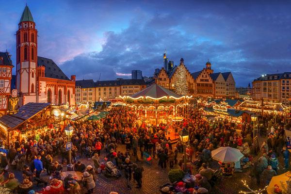 Der Frankfurter Weihnachtsmarkt am Römer 03