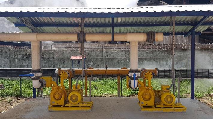 Sopladores ATEX para biogas