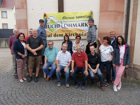 Foto von Wolfgang Rollmann  -  Nach dem Ende des Flohmarktes