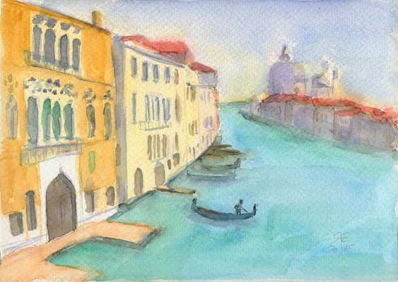 Canale Grande, Venedig 1