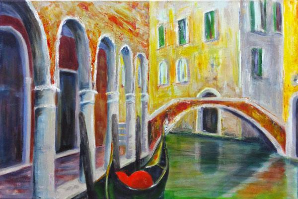 Spaziergang durch Venedig 4