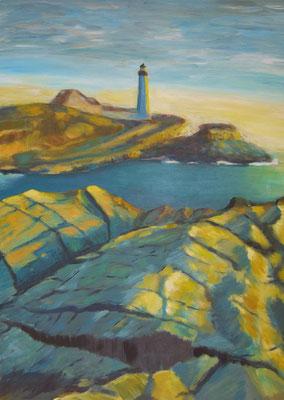Portland Head, Lighthouse, Maine