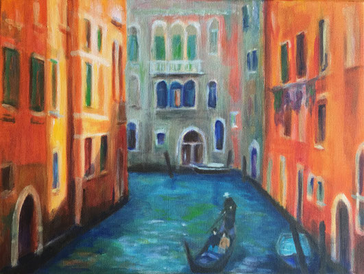 Spaziergang durch Venedig 6