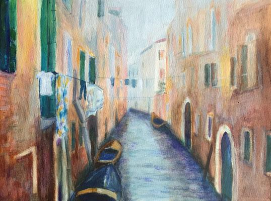 Spaziergang durch Venedig 7