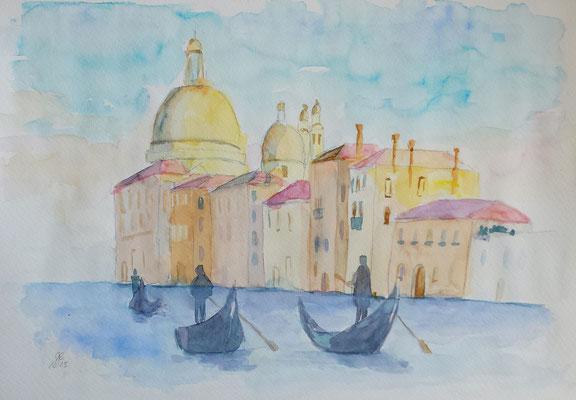 Canale Grande, Venedig 2