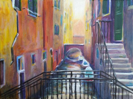 Spaziergang durch Venedig 3