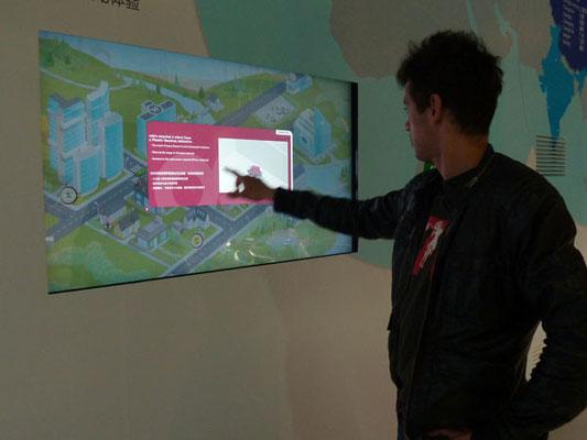 Jeu interactif - Plastic Omnium - Auto Show Pékin/Auto Show Shangaï
