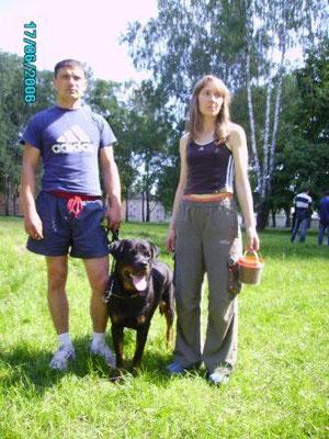 Вирсаль Милье РЭ и Вктория и Юрий Павловы