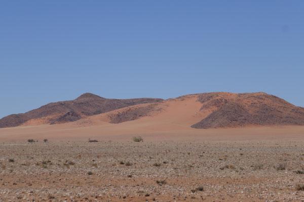 auf dem Weg nach Lüderitz.....