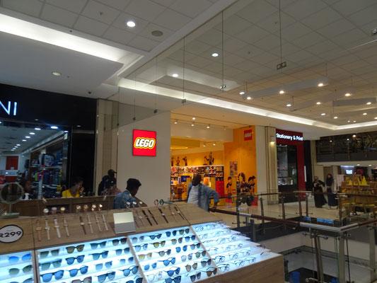 Lego in Johannesburg
