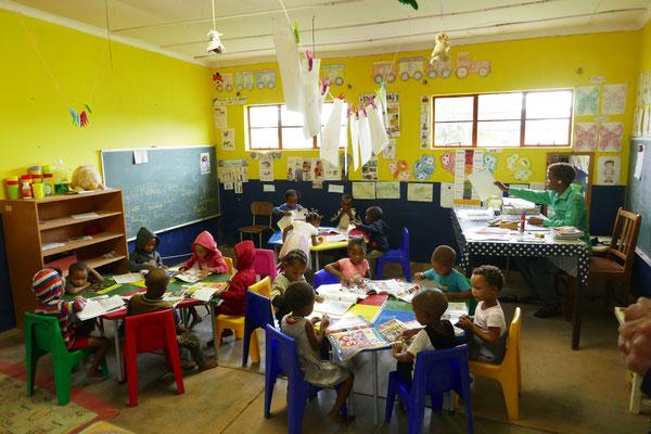 Kindergarten der Ombilistiftung