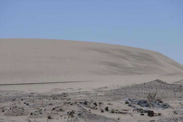 Diese wunderschönen Sanddünen möchte ich liebend gern mit an die Nord- oder Ostsee nehmen.....