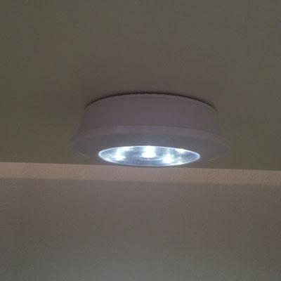 und LED-Kästchen-Beleuchtung