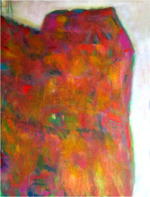 """Kopf"" Öl auf Leinwand 64 x 83 cm € 700,-"