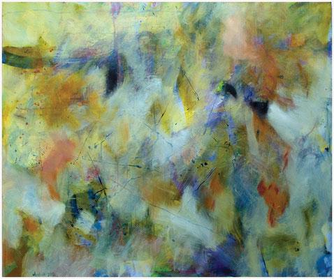 """""""Mounia"""" Öl auf Leinwand 100 x 120 cm € 700,-"""