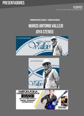 MARCO ANTONIO VALLEJO