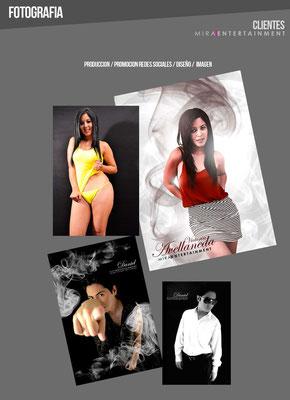 BOOK FOTOGRAFICO MODELOS ECUADOR