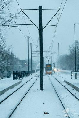 Die stehende Mainzelbahn